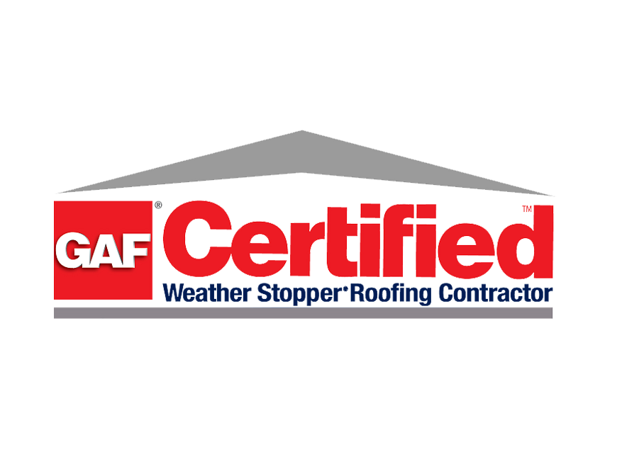 GAF Certified Roofing Contractor