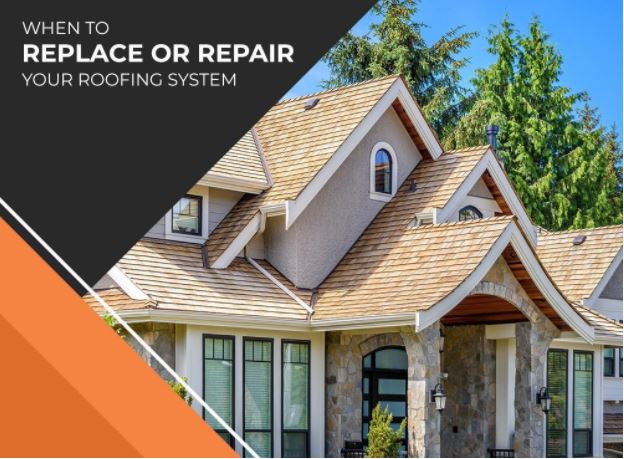When to Replace or Repair Your Roofing System