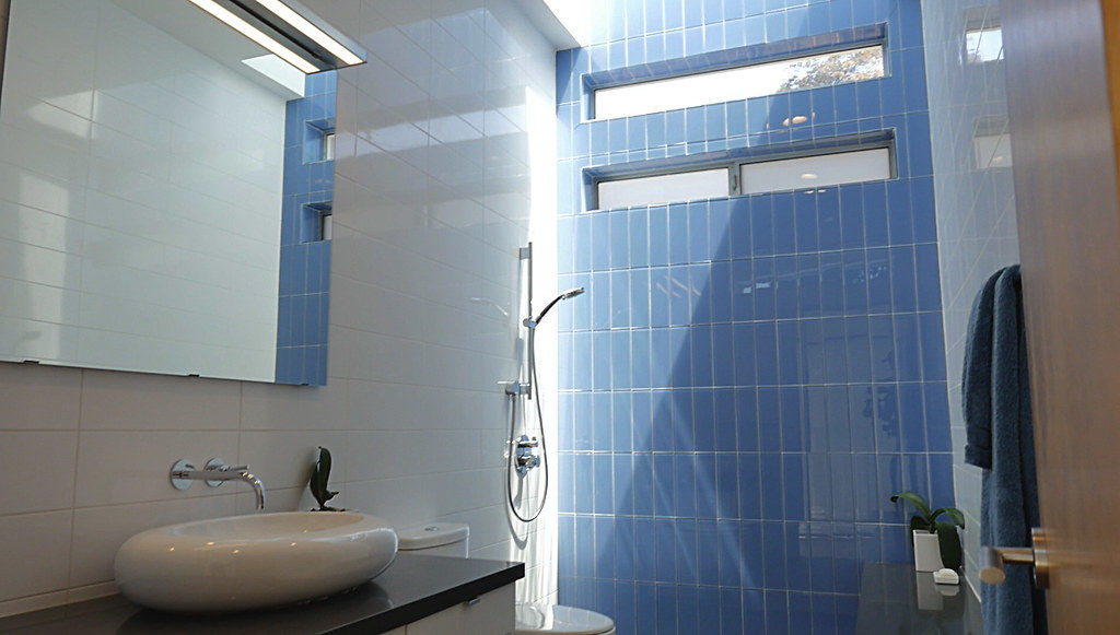 install skylights in bathroom