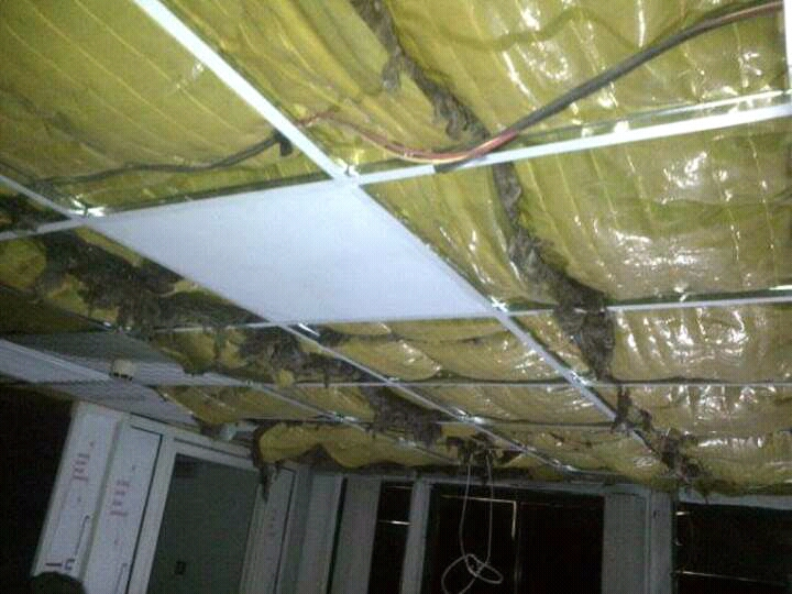 heat resistant roofing insulation