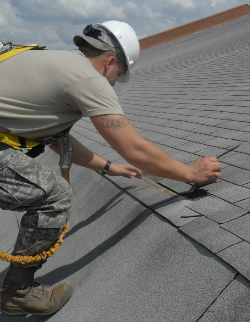 roofing experts can help you making your roof winter ready