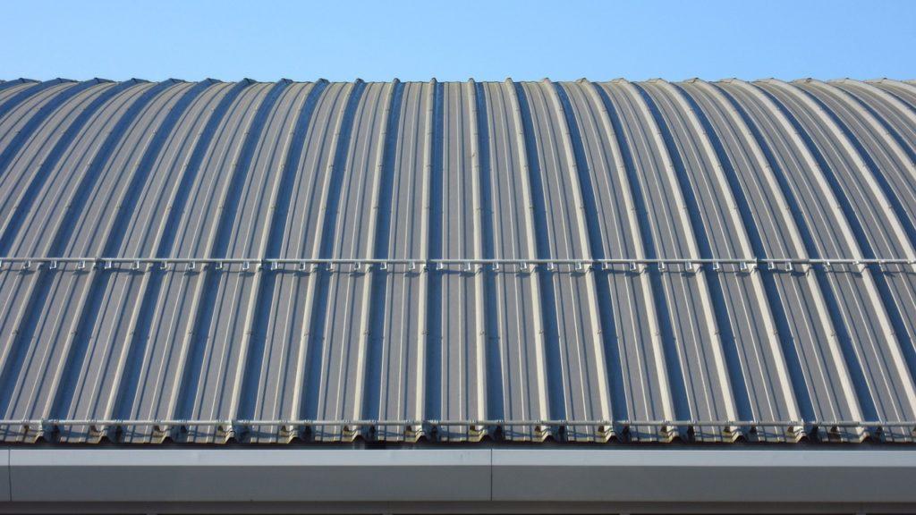 steel -metal roof