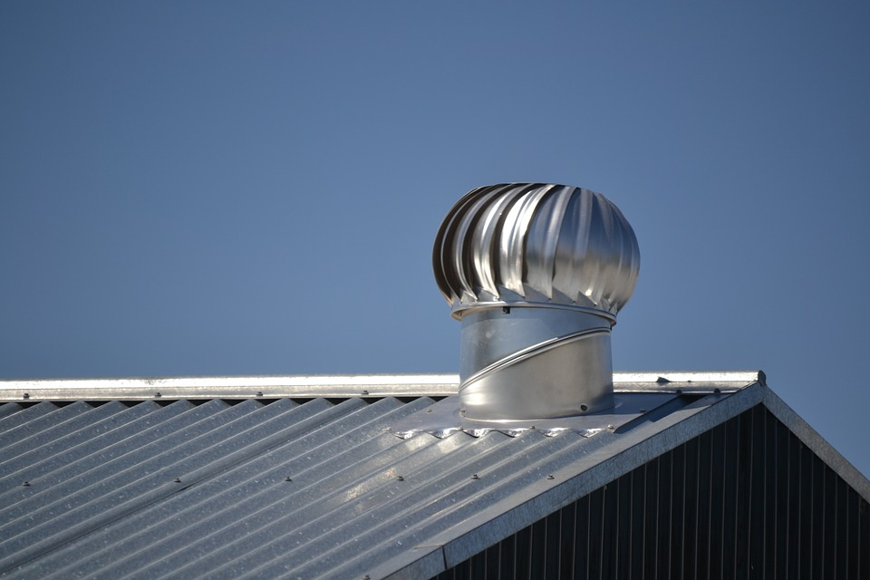 Tin- metal roof