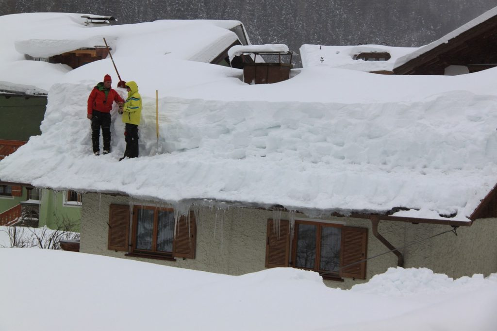 hire snow removal experts
