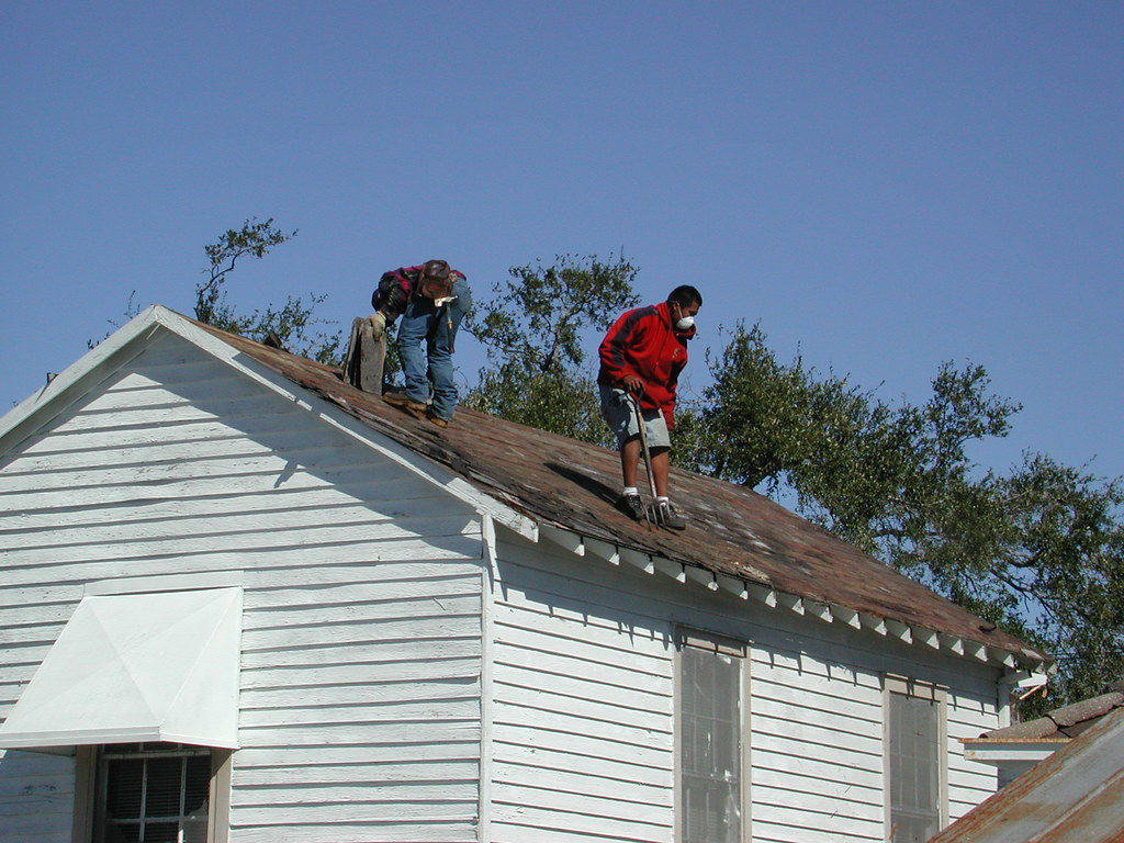 roofing project amidst COVID-19 pandemic