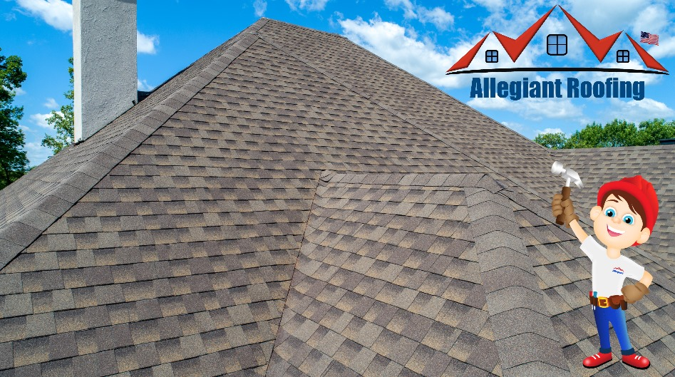 Allegiant Roofing-professional roofers