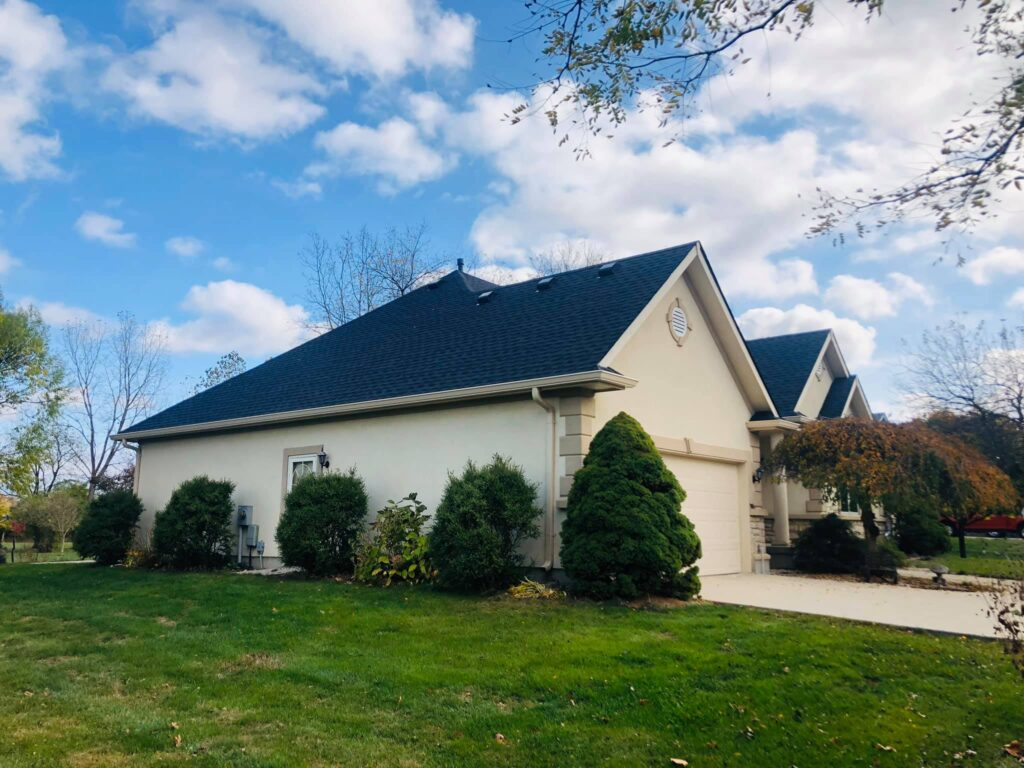 spring roofing inspection