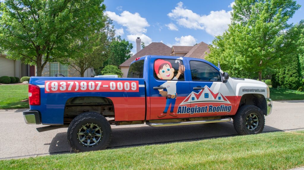 Get a Siding replacement done from Allegiant Roofing